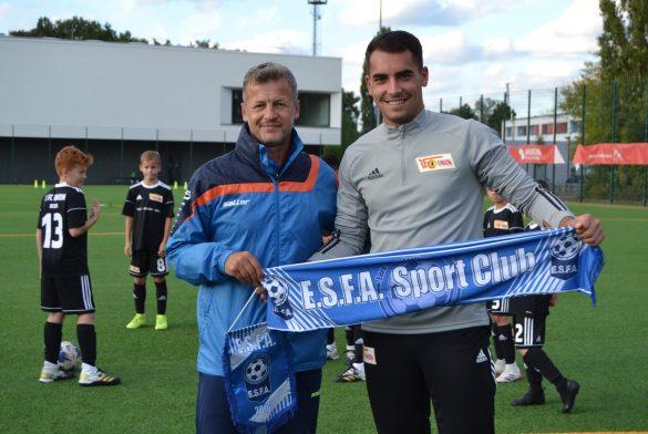 FC Union Berlin – E.S.F.A. U12